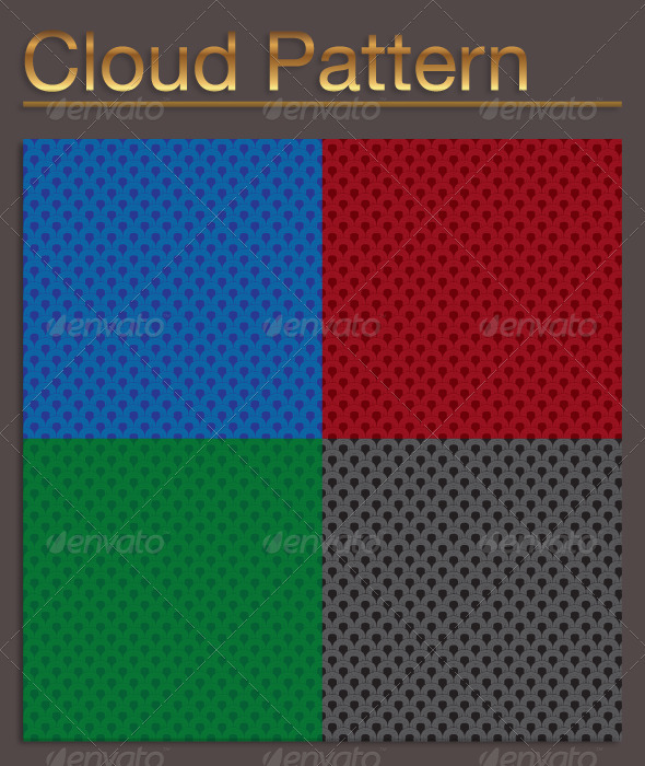 Cloud Pattern - Patterns Decorative