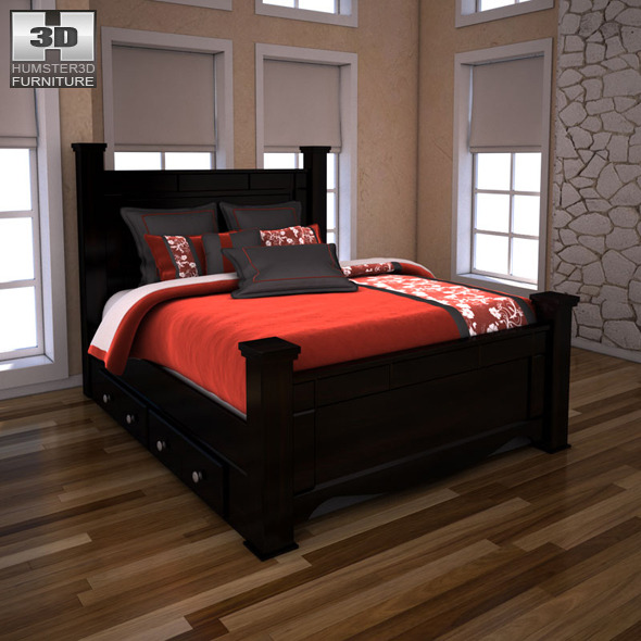 Lovely Ashley Shay Poster Bedroom Set   3DOcean Item For Sale ·  590x590/Ashley_Shay_Bedroom_SET_590_0001  590x590/Ashley_Shay_Bedroom_SET_590_0002 ... Pictures