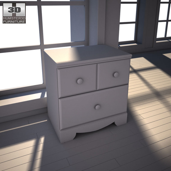 Ashley Shay Poster Bedroom Set By Humster3d