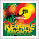 Reggae Nights Party Flyer - GraphicRiver Item for Sale
