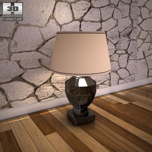 Ashley Shay Table Lamp - 3D model.
