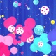 Abstract Floating Metaballs Background II - VideoHive Item for Sale