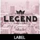 8 Brand Vintage Label Volume 2 - GraphicRiver Item for Sale