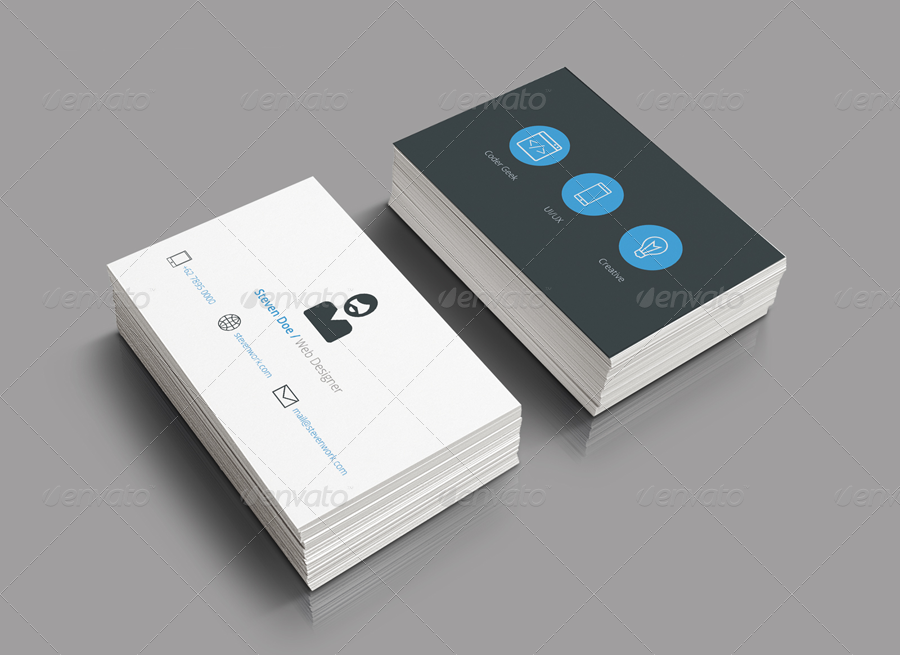 Creative Business Card V6