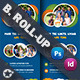 Summer Camp Billboard Templates - GraphicRiver Item for Sale