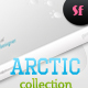 Arctic Ice Business Cards Collection - GraphicRiver Item for Sale