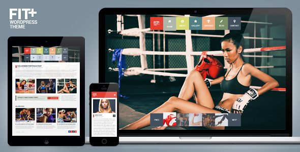 Sports & Health WordPress Themes