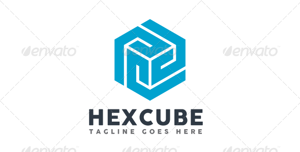 Hexa Cube Logo Template by KOUVLAX   GraphicRiver