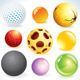 Collection of Spheres - GraphicRiver Item for Sale