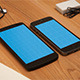 10 Smartphone Dual-OS Mockups - GraphicRiver Item for Sale
