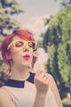 Blowing Dandelion  - PhotoDune Item for Sale