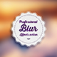 Professional Blur Effects - GraphicRiver Item for Sale