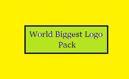Pack World Biggest Pack Stlings Logos
