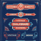 Retro Vintage Banners and Ribbons - GraphicRiver Item for Sale