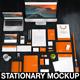 Station - Complete Stationary Mockup - GraphicRiver Item for Sale