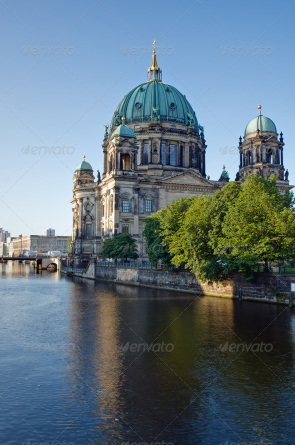 The Dom in Berlin - Stock Photo - Images