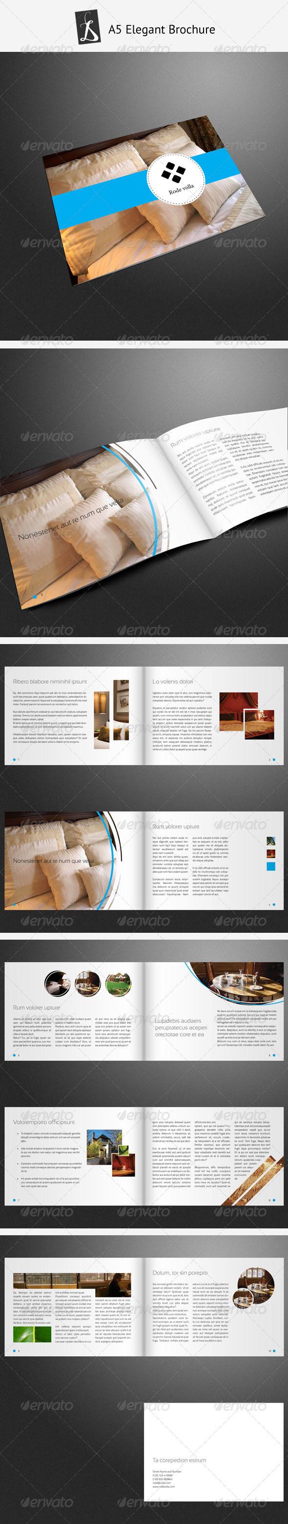 A5 Brochure 9 - Corporate Brochures