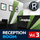 Mock-up Logo 3D_Reception_Vol.3_Richhunter - GraphicRiver Item for Sale
