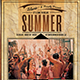 Summer Indie Flyer Vol.1 - GraphicRiver Item for Sale