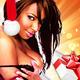 Secret Santa Party Flyer Template - GraphicRiver Item for Sale