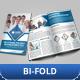 Creative Corporate Bi-Fold Brochure Vol 20 - GraphicRiver Item for Sale