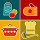 Kitchen Symbols - GraphicRiver Item for Sale