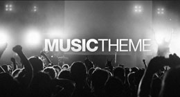 WordPress Templates For Musicians