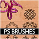 Filigree Brushes 02 - GraphicRiver Item for Sale