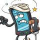 Broken Smartphone - GraphicRiver Item for Sale
