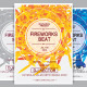 Fireworks Beat Flyer/Poster - GraphicRiver Item for Sale