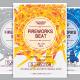 Fireworks Beat Flyer/Poster - GraphicRiver Item for Sale