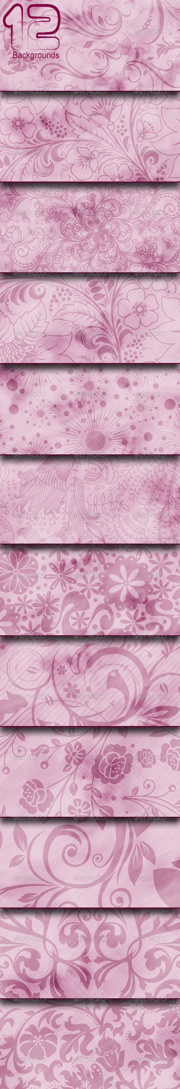 Flowers Backgrounds - Backgrounds Graphics