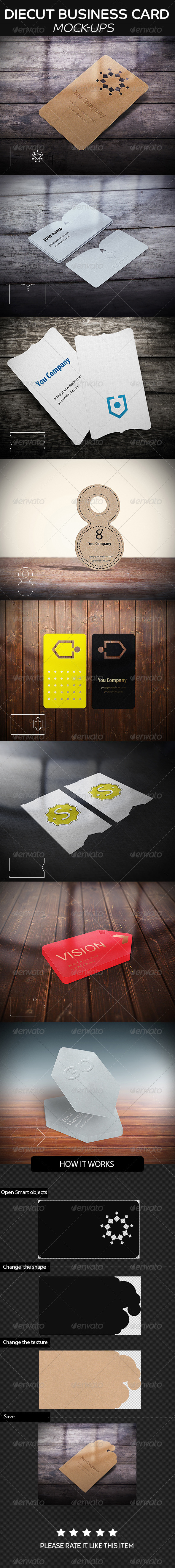 Die Cut Business Cards Ontario Images - Card Design And Card Template