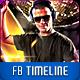 Special DJ FB Timeline Cover - GraphicRiver Item for Sale