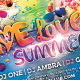 We Love Summer Flyer Template - GraphicRiver Item for Sale