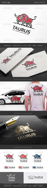 Taurus Bull Logo