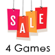 4 Universal Game - CodeCanyon Item for Sale