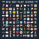 Flat Icons Design - GraphicRiver Item for Sale