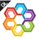 Hexalink - GraphicRiver Item for Sale
