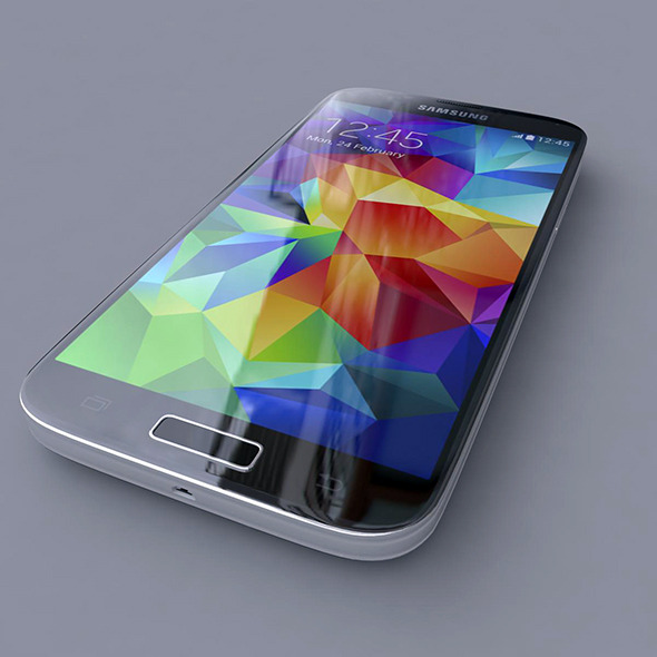 Samsung Galaxy S5 mini - 3DOcean Item for Sale