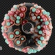 Donut with pearls - VideoHive Item for Sale