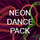 Neon Dance 6 Pack - VideoHive Item for Sale