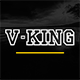 V-king . Personal Portfolio & Resume Page - ThemeForest Item for Sale