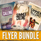 Summer Calling Flyer/Poster Bundle Vol.1-3 - GraphicRiver Item for Sale