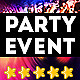 Colourful Party/Event - Disco Night Club Promo - VideoHive Item for Sale