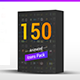 150 Animated Icons Big Pack - VideoHive Item for Sale