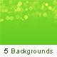 Sparkling Dots | Background Pack - GraphicRiver Item for Sale
