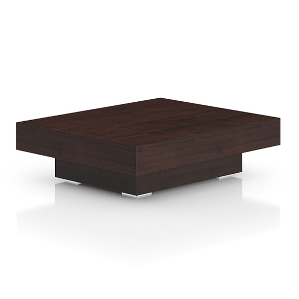 Small Wooden Bedside Table - 3DOcean Item for Sale
