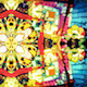 Kaleidoscope Mosaic Background - GraphicRiver Item for Sale