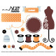 Sewing Set Items - GraphicRiver Item for Sale